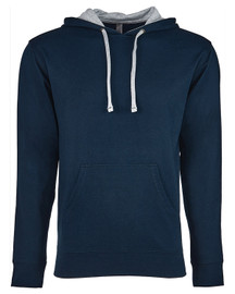 9301 Next Level Unisex French Terry Pullover Hoodie | BlankClothing.ca