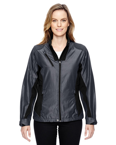Carbon - 78807 North End Sport Red Interactive Aero Two-Tone Lightweight Jacket