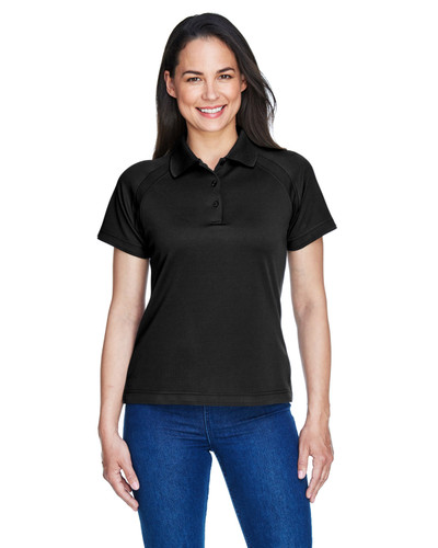 75056 Extreme Ladies' Eperformance Textured Polo Shirt   BlankClothing.ca