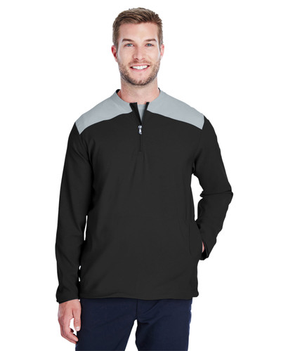 1317220 Under Armour SuperSale Men's Corporate Triumph Cage Quarter-Zip Pullover | BlankClothing.ca