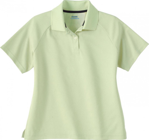 Lime Sherbert - 75046 Extreme Ladies' Eperformance Pique Polo Shirt   BlankClothing.ca
