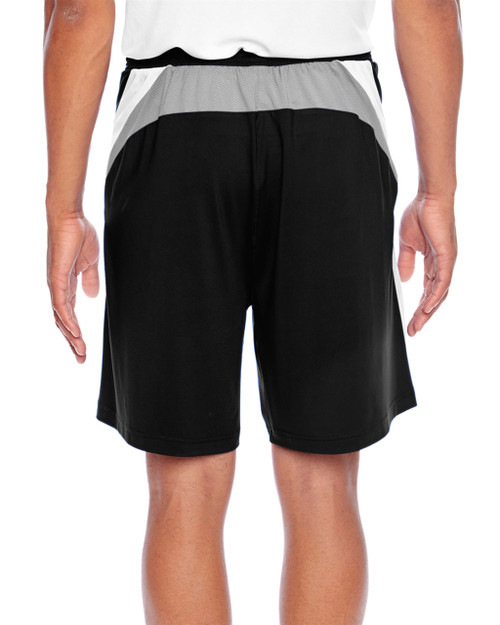 Black-back TT40 Team 365 All Sport Short