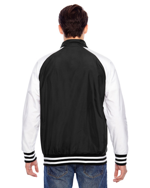 Black-back TT74 Team 365 Championship Jacket
