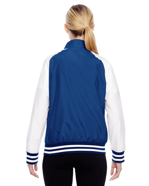 Sport Royal - Back, TT74W Team 365 Championship Jacket