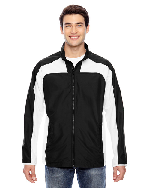 Black TT76 Team 365 Squad Jacket