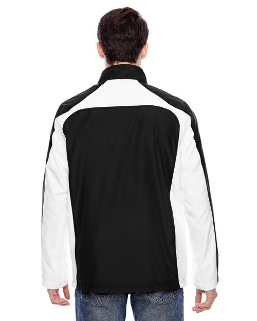 Black-back TT76 Team 365 Squad Jacket