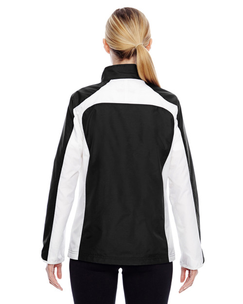 Black - Back, TT76W Team 365 Squad Jacket