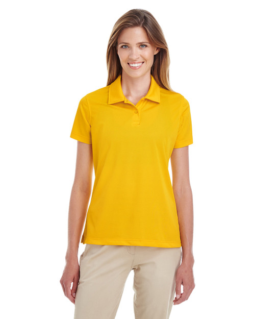 Sport Athletic Gold - TT21W Team 365 Ladies' Command Snag Protection Polo Shirt