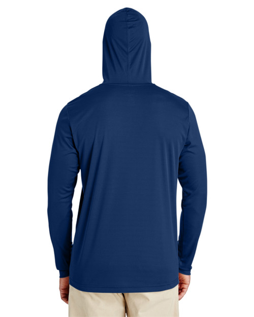 Sport Dark Navy - TT41 Team 365 Men's Zone Performance Hoodie