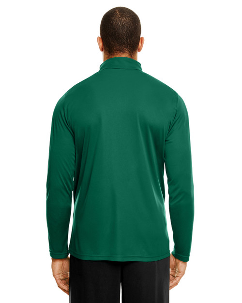 Sport Forest  - TT31 Team 365 Men's Zone Performance Quarter-Zip Shirt