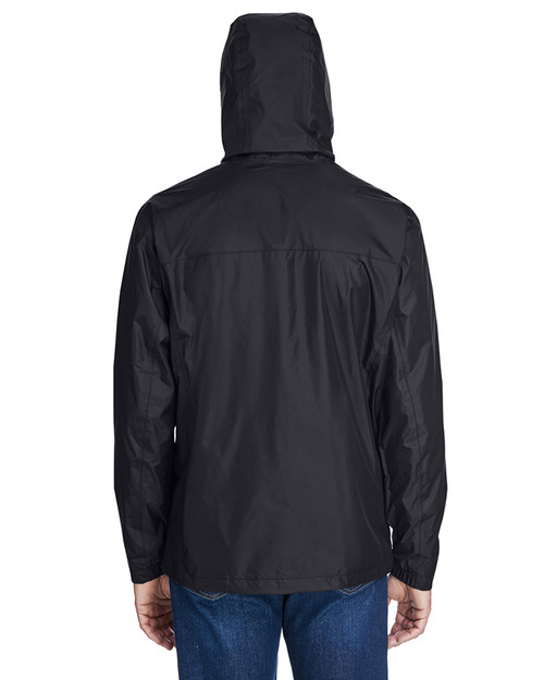 Black - Back 2433 Columbia Men's Watertight™ II Jacket | BlankClothing.ca