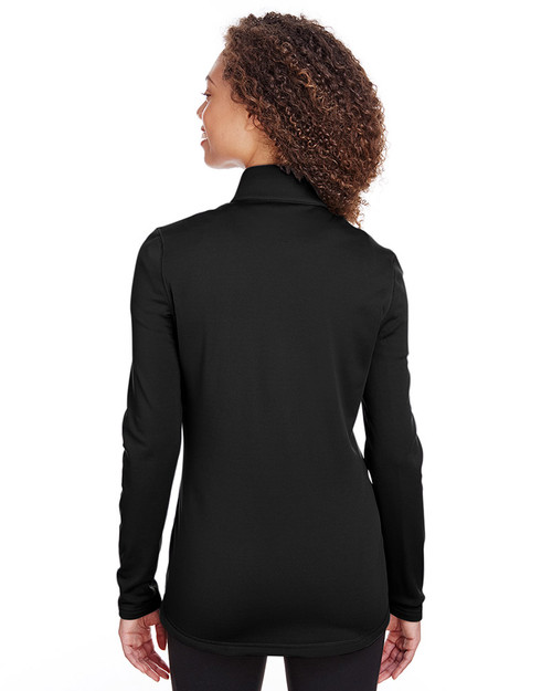 Puma Black - back, 597160 Puma Golf Ladies' Fairway Full-Zip Sweatshirt | Blankclothing.ca