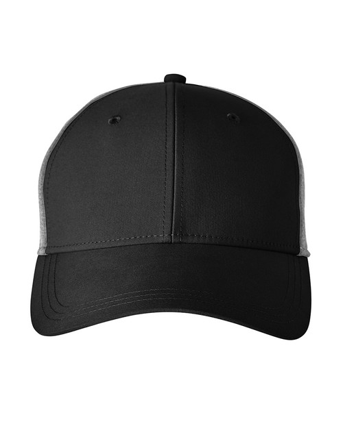 Puma Black/Quiet Shade - 22674 Puma Golf Adult Jersey Stretch-Fit Cap | Blankclothing.ca