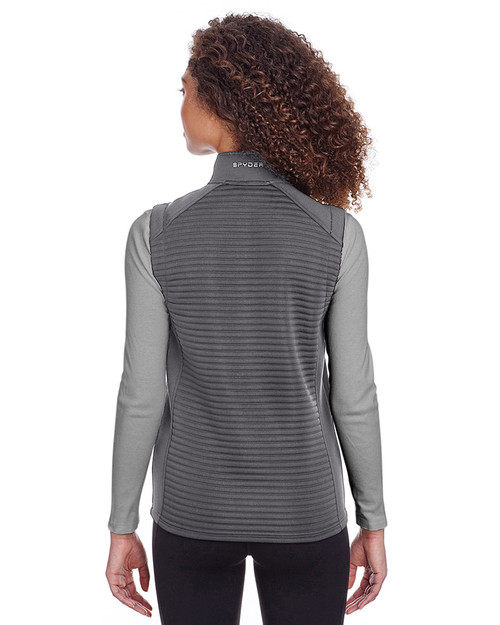 Polar - back, S16523 Spyder Ladies' Venom Vest | Blankclothing.ca