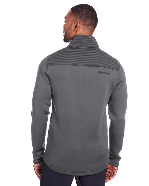 Polar - back, S16539 Spyder Men's Venom Full-Zip Jacket | Blankclothing.ca