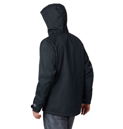 Black - back, 1562151 Columbia Men's Alpine Action™ Jacket | Blankclothing.ca