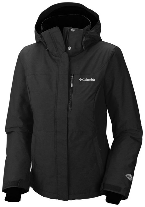 Black - 1562241 Columbia Ladies' Alpine Action™ Oh Jacket | Blankclothing.ca
