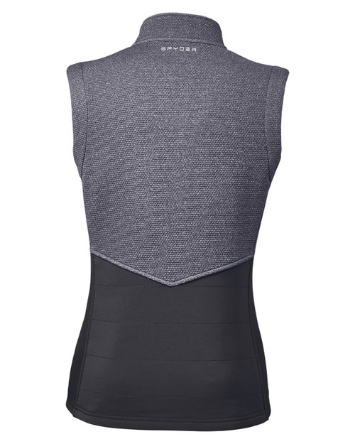 S17275 Spyder Ladies' Pursuit Commuter Vest | BlankClothing.ca