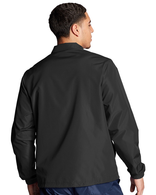 CO126 Champion Men's Coach's Jacket | BlankClothing.ca