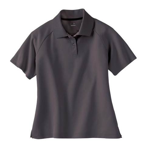 Black Silk - 75046 Extreme Ladies' Eperformance Pique Polo Shirt | BlankClothing.ca