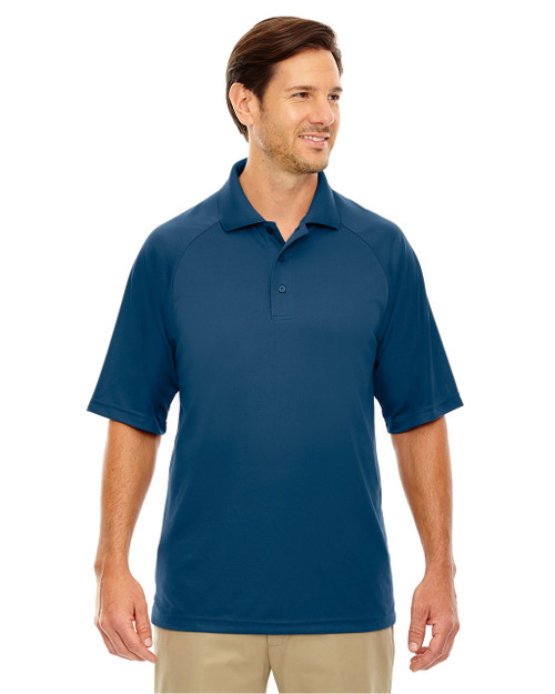 Ceramic Blue - 85080 Extreme Men's Eperformance™ Pique Polo Shirt