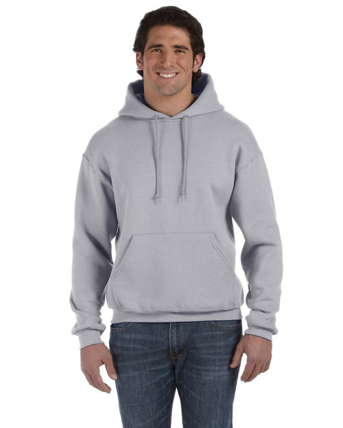 Athletic Heather 82130 Fruit of the Loom Supercotton™ Pullover Hoodie | Blankclothing.ca