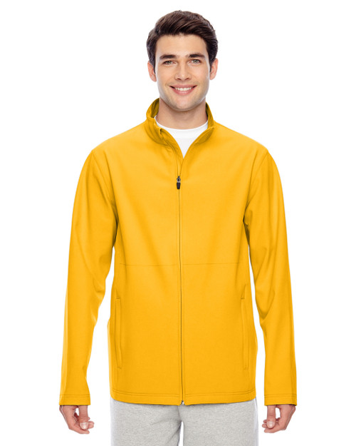 Sport Athletic Gold - TT80 Team 365 Leader Soft Shell Jacket | BlankClothing.ca
