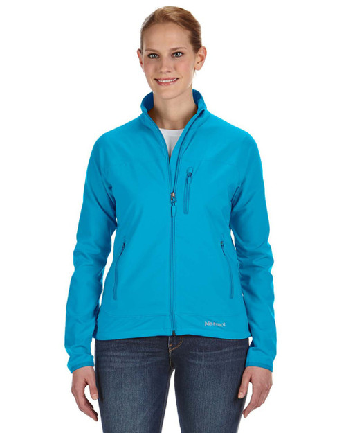 Atomic Blue- 98300 Marmot Tempo Jacket | Blankclothing.ca