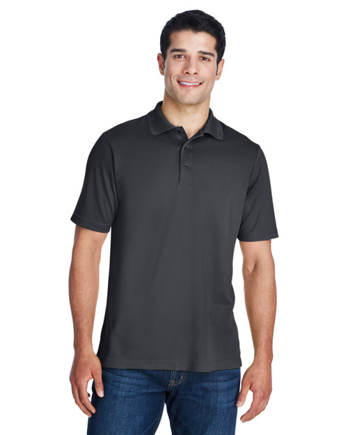 Carbon - 88181T Ash City - Core 365 Tall Origin Performance Piqué Polo Shirt | Blankclothing.ca