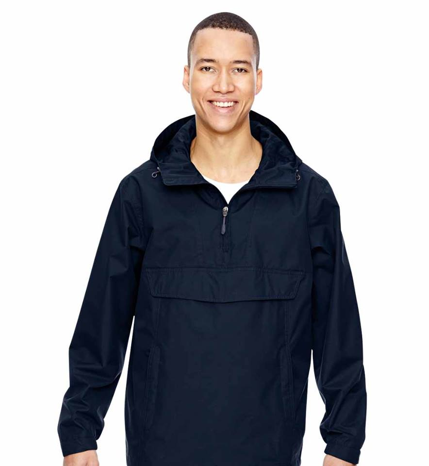 North End Lightweight Anorak Jacket