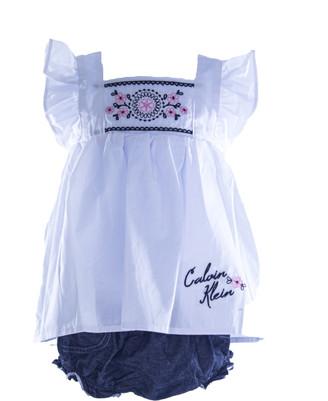 Baby Girl 2-pc Tunic & Bloomers set