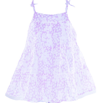 Baby GirlTiered Floral Dress