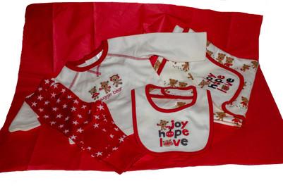 Joy Hope Love Welcome Home Baby  Set