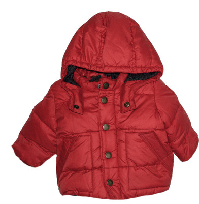 Baby Boy Warmest Puffer Jacket