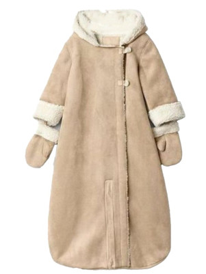 Baby Boy  Sherpa Convertible  Jacket