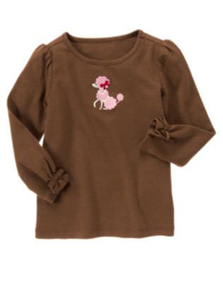 Big Girl Poodle Tee
