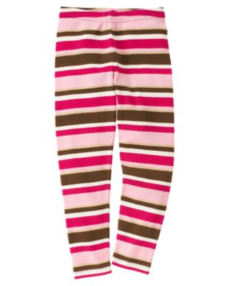 Big Girl Striped Legging