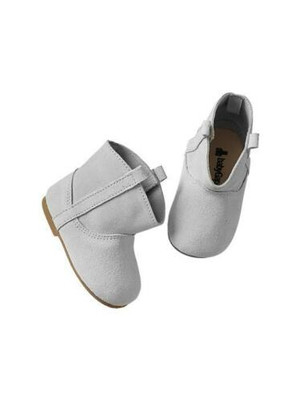 Baby Girl  Sherpa Suede Booties