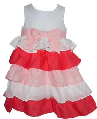 Toddler Girl  Ruffle Dress