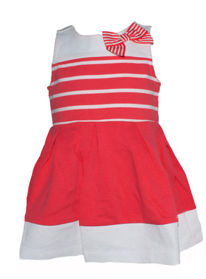 Baby Girl Striped Dress