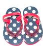 Baby Girl Polka Dot Flip Flop Sandal