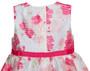 Toddler Girl  Organza Floral Dress