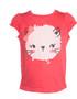 Toddler Girl Sparkle Kitty Tee