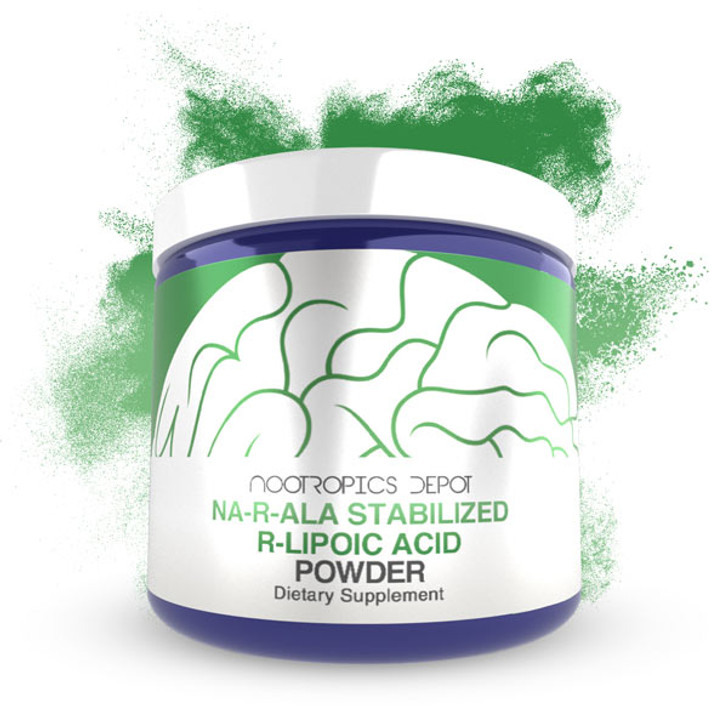 NA-R-ALA Stabilized R-Lipoic Acid Powder (NARALA)