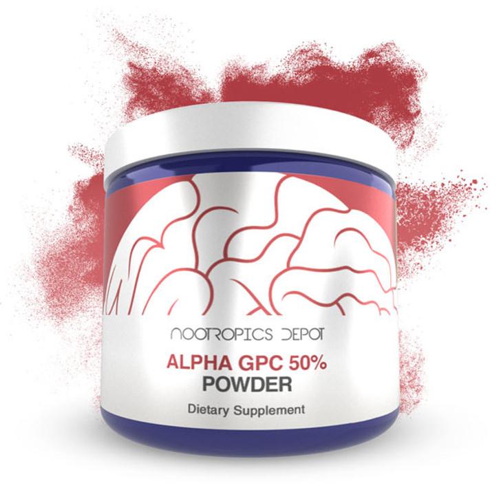 Alpha GPC 50% Powder