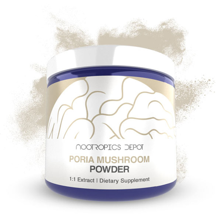 Poria Mushroom Extract Powder | Whole Fruiting Body | Wolfiporia extensa
