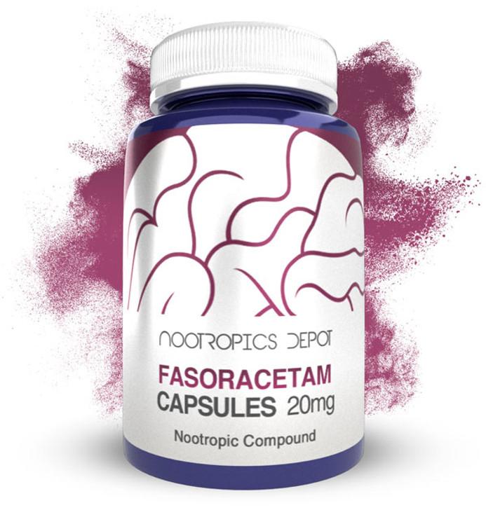 Fasoracetam 20mg Capsules