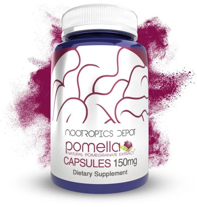 Pomella Capsules  | 150mg | Natural Pomegranate Extract