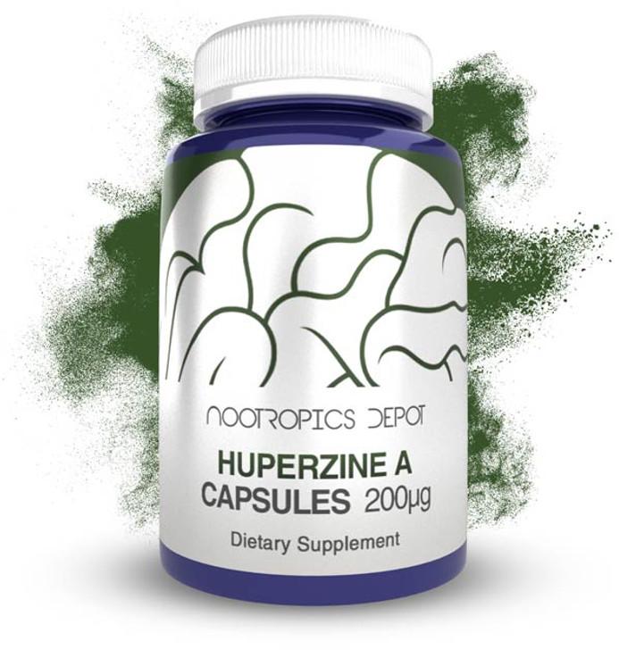 Huperzine A Capsules | 200mcg