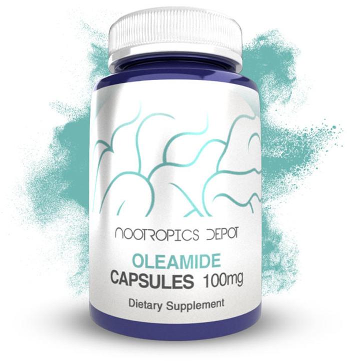 Oleamide Capsules | 100mg